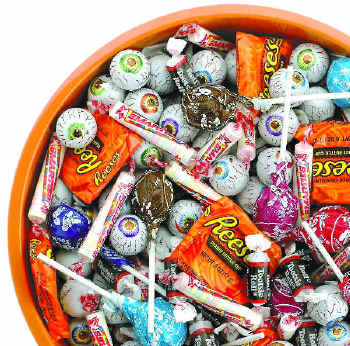 Image result for halloween candy